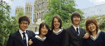 国王学校,Ely 国际学习中心