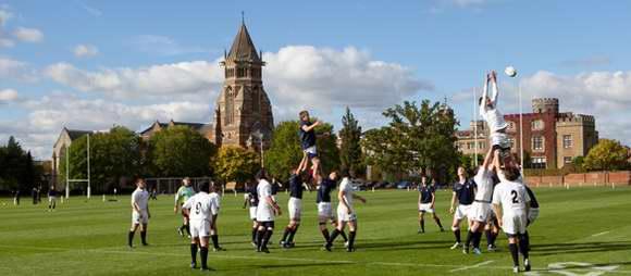 拉格比学校 Rugby School