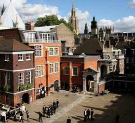 威斯敏斯特学校 Westminster School