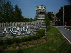 阿卡迪亚大学 Arcadia University