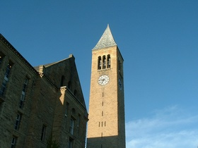 康奈尔大学 Cornell University