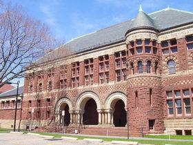哈佛大学 Harvard University