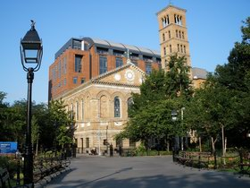 纽约大学 New York University