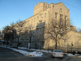芝加哥大学 University of Chicago