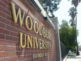 伍德伯里大学 Woodbury University