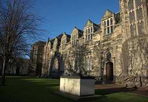 阿伯丁大学 University of Aberdeen