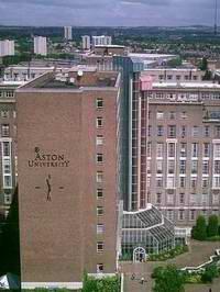 阿斯顿大学 Aston University