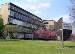 布莱德福德大学