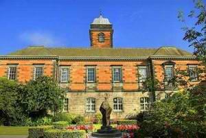 邓迪大学 University of Dundee