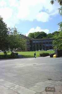 基尔大学 University of Keele
