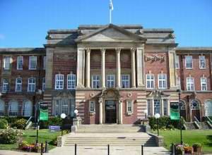 利兹城市大学 Leeds Metropolitan University