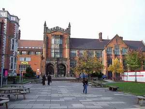 纽卡斯尔大学 Newcastle University