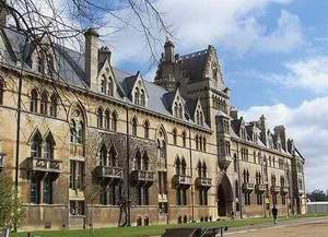 牛津大学 University of Oxford