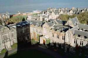 圣安德鲁斯大学 University of St Andrews