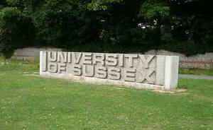 萨赛克斯大学 University of Sussex