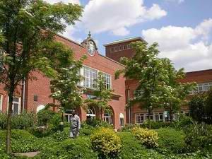 伍斯特大学 University of Worcester